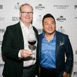 Andy Li Michigan Avenue Magazine Celebrates Its Late Fall Issue With Cover Star Jim Gaffigan at Ocean Cut