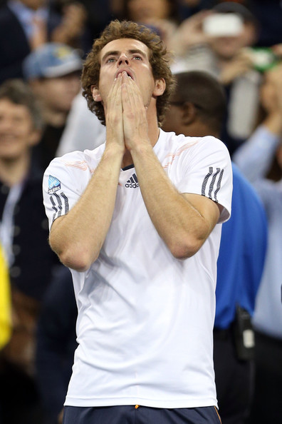 US OPEN 2012 : les photos et vidéos - Page 7 Andy+Murray+2012+Open+Day+15+2BkVSTH79Ycl