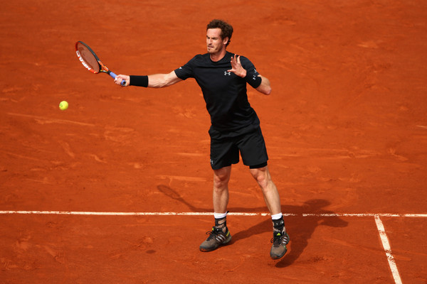 2015 French Open - Day Five