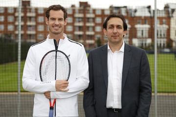 Andy Murray New Advanced Collagen Supplement Developed For Sir Andy Murray Available For Pro-Athletes