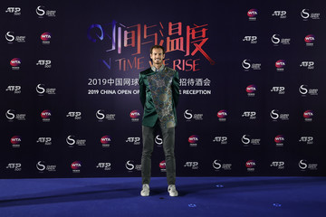 Andy Murray 2019 China Open - Day 2