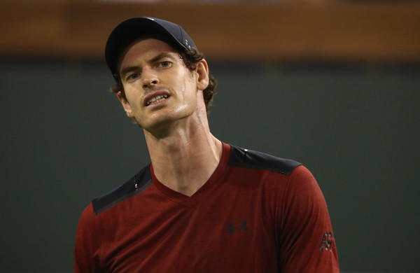 Andy Murray To Undergo Tests On Elbow, Davis Cup Place In Doubt