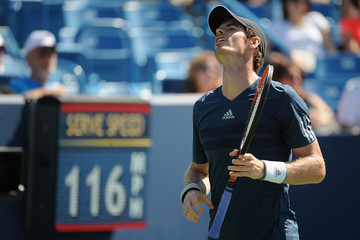 Andy Murray Western & Southern Open: Day 5