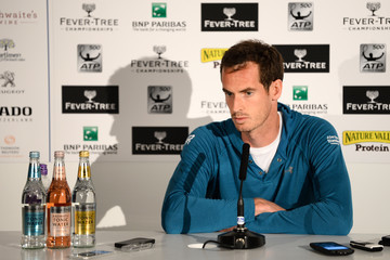 Andy Murray Fever-Tree Championships - Preview Day Four