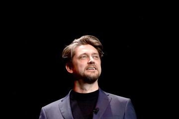 Andy Muschietti CinemaCon 2019 - Warner Bros. Pictures Invites You To 'The Big Picture,' An Exclusive Presentation Of Its Upcoming Slate