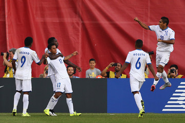 Andy Najar Honduras v Panama: Group A - 2015 CONCACAF Gold Cup