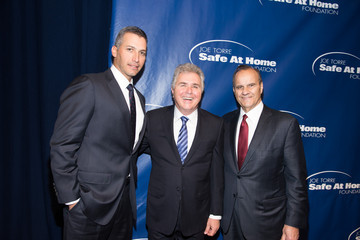Andy Pettitte Joe Torre Safe At Home Foundation's 12th Annual Celebrity Gala