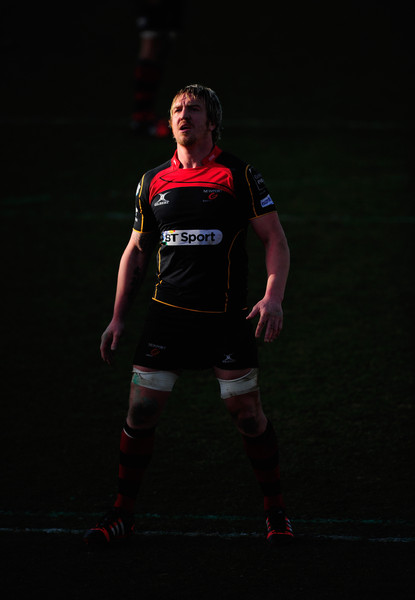 Newport Gwent Dragons v Exeter Chiefs - LV= Cup