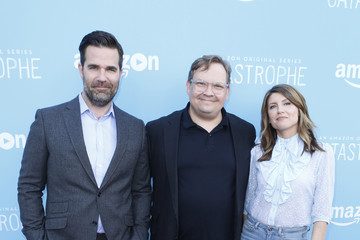 Andy Richter Stars Attend an Emmy FYC Screening of 'Catastrophe' at The London West Hollywood