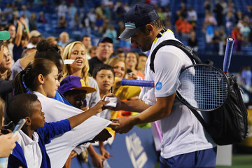 Andy Roddick Connecticut Open presented by United Technologies - Day 4