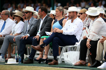 Andy Roddick International Tennis Hall of Fame 2017 Induction Ceremony
