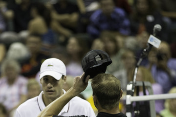Andy Roddick Mylan WTT Smash Hits in Lake Buena Vista