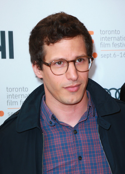 "The 39-year old son of father Joe Samberg and mother Marjorie ""Margi"" Samberg, 178 cm tall Andy Samberg in 2018 photo"