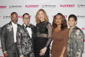 Angel Bismark Curiel 13th Annual Outfest Legacy Awards - Red Carpet