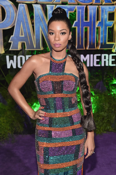 The Los Angeles World Premiere of Marvel Studios' 'Black Panther'