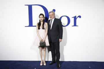 Angela Baby Dior SS 2016 Repeat Show in Beijing - Front Row