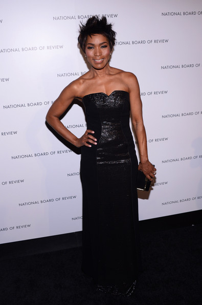 Angela Bassett - 2013 National Board Of Review Awards - Inside Arrivals