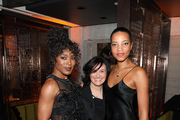 Angela Bassett Alice Smith Crustacean Beverly Hills Hosts 'An Iconic Affair' In Celebration Of Its 20th Anniversary & Grand Reopening