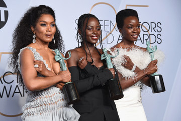 Angela Bassett Lupita Nyong'o Entertainment  Pictures of the Month - January 2019