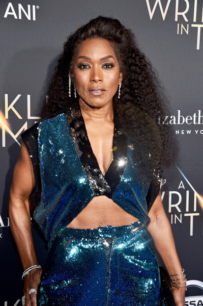 Angela Bassett Photos - 1 of 2008