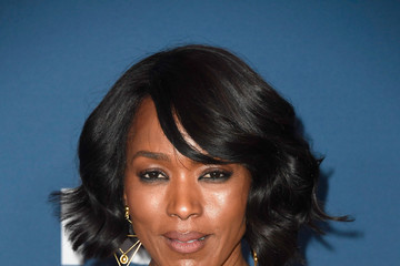 Angela Bassett 2018 Winter TCA Tour - FOX All-Star Party - Arrivals