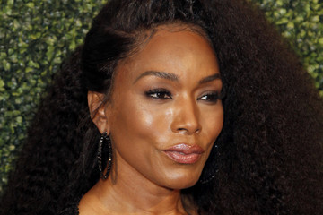 Angela Bassett MAISON-DE-MODE Celebrates Sustainable Style By Honoring Suzy Amis Cameron Of Red Carpet Green Dress - Arrivals