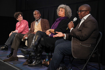 Angela Davis Special Screening of 'Strong Island' With Director Yance Ford, Angela Davis, and Danny Glover