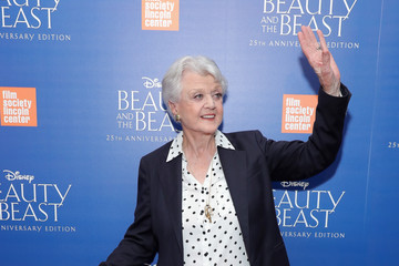 Angela Lansbury Disney's 'Beauty and the Beast' 25th Anniversary Special Screening