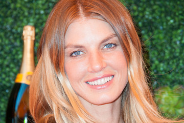Angela Lindvall Fifth-Annual Veuve Clicquot Polo Classic, Los Angeles - Arrivals