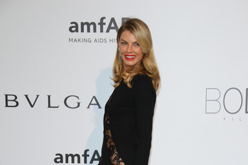 Angela Lindvall Arrivals at the Cinema Against AIDS Gala