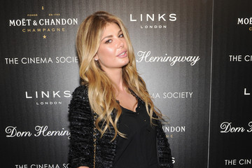 Angela Martini 'Dom Hemingway' Screening in NYC