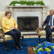 Angela Merkel European Best Pictures Of The Day - July 16