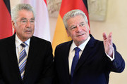Heinz Fischer Photos Photo
