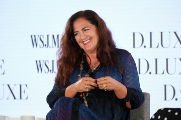 Angela Missoni D.LUXE Presented by WSJ. Magazine