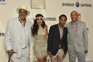 Angela Simmons RUSH Philanthropic Arts Foundation Celebrates 20th Anniversary at Art For Life Sponsored By Bombay Sapphire Gin
