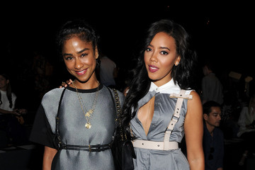 Angela Simmons Public School - Front Row - Spring 2016 New York Fashion Week: The Shows