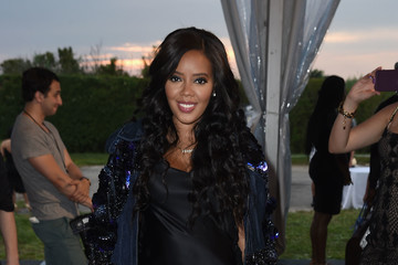 Angela Simmons Rush Philanthropic Arts Foundation's 2016 ART FOR LIFE Benefit - Arrivals and Cocktails