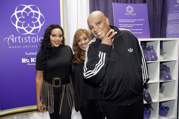Angela Simmons 62nd Annual GRAMMY Awards - GRAMMY Gift Lounge Day 3