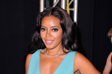 Angela Simmons Art Hearts Fashion Presented By AIDS Healthcare Foundation - Backstage - Mercedes-Benz Fashion Week Spring 2015