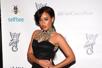 Angela Simmons Millenial Ball 3.0 To Benefit Gabrielle's Angel Foundation For Cancer Research - Arrivals