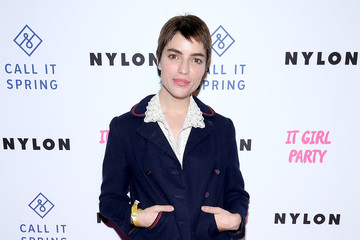 Angela Trimbur NYLON's Annual It Girl Party At The Ace Hotel Sponsored By Call It Spring