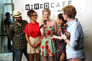 Angela Watercutter 2018 WIRED Cafe At Comic Con Presented By AT&T Audience Network - Day 1