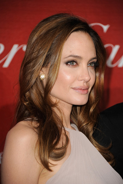 Angelina Jolie - 2012 Palm Springs International Film Festival Awards Gala - Arrivals