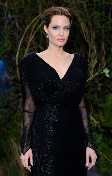 Angelina Jolie - 'Maleficent' Costume and Props Reception — Part 2
