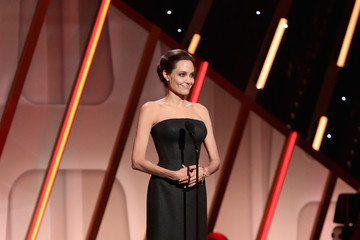Angelina Jolie CASAMIGOS Tequila At The Hollywood Film Awards