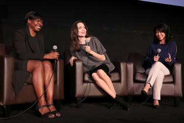 Angelina Jolie AFI FEST 2017 Presented By Audi - On Collaborative Storytelling: Angelina Jolie And Loung Ung
