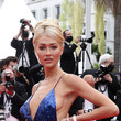 """Angelina Kali """"Les Intranquilles (The Restless)"""" Red Carpet - The 74th Annual Cannes Film Festival"""