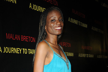 Angelique Bates 'A Journey to Taiwan' Los Angeles Premiere - Red Carpet