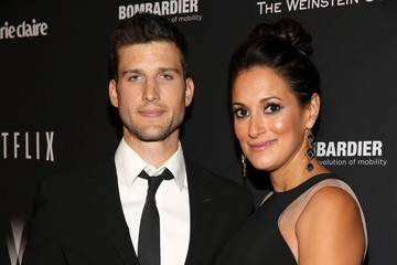 Angelique Cabral Parker Young Stars at the Weinstein Company/Netflix's Golden Globes Afterparty