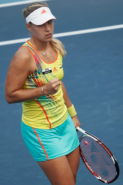 Angelique Kerber - 2012 China Open - Day 4